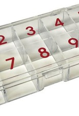 Nail Tip Box (Red Number)