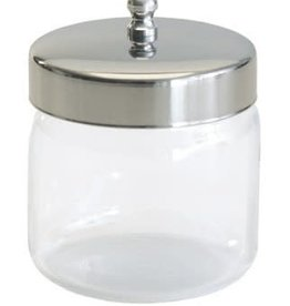3x3 Glass Sundry Jar