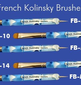 French Kolinsky Brush