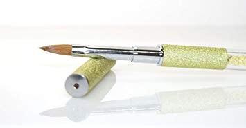 3D Gold Handle Brush #8