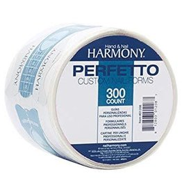 Harmony Nail Forms 300ct Roll