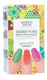 Morgan Taylor Design plate kit