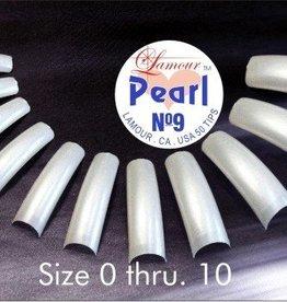 Lamour Ivory Pearl Tip (50pcs/bag)