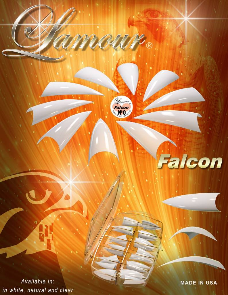 Lamour Falcon Pointy Tip Box