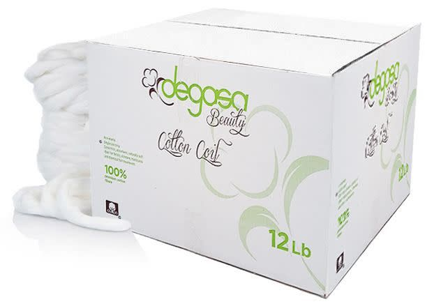 Degasa 12lbs Cotton