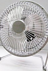 "5"" Mini Fan (Chrome)"