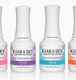 *Kiara Sky Gel Color 0.5 oz Bottle
