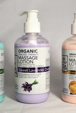 La Palm Organic Healing Therapy Lotion 8oz (18pcs/Case)