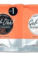 * Gel-Ohh Jelly Spa Pedi Bath Case (30 Set)