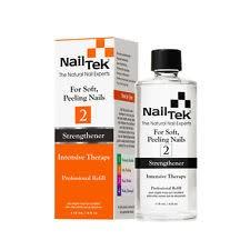 Nail Tek #2 Strengthener 4oz (Intensive Therapy)