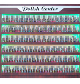 Avon I polish Rack With LED light ( Hold 400 Bottle)