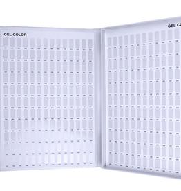 Gel Color Card Book (Medium)