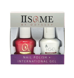 * ONS Matching Color (Gel +Polish)