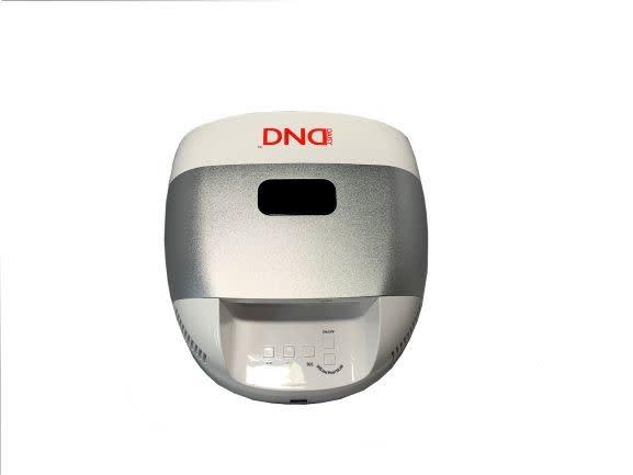 DND White Metallic LED Lamp