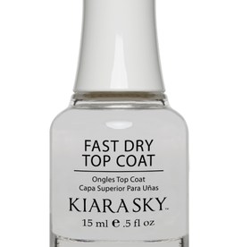 Kiara Sky Kiara Sky Nail Lacquer Fast dry top coat