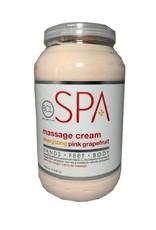 BCL Spa  1 Gallon Pink Grapefruit Massage Cream single