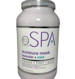 BCL Spa  1 Gallon Lavender + Mint Moisture Mask single