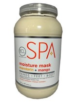 BCL Spa  1 Gallon Mandarin + Mango Moisture Mask  single