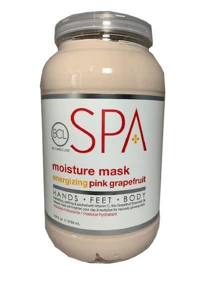 BCL Spa  1 Gallon Pink Grapefruit Moisture Mask single