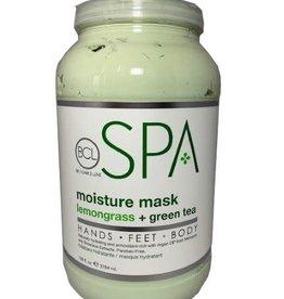 BCL Spa  1 Gallon Lemongrass + Green Tea Moisture Mask single