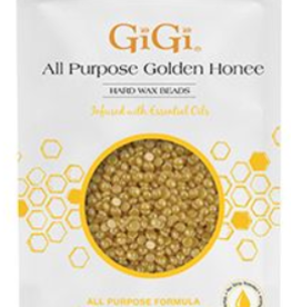 GiGi All Purpose Golden Honee Wax Beads 32oz