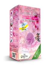 2E Organic 9 in 1 Bomb Spa Japanese Cherry Blossom Single
