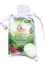 CLAIR 4 in 1 Pedi Kit  Green Tea Single