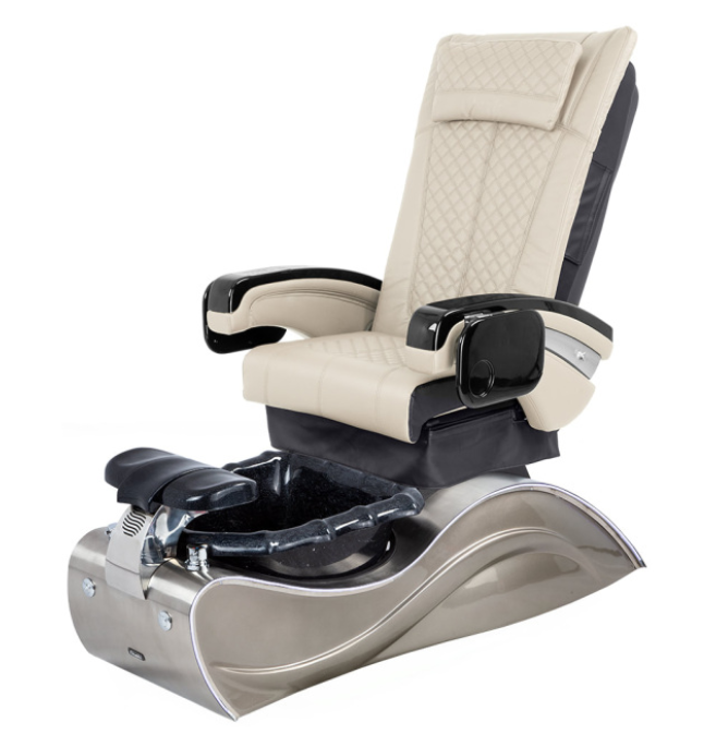 Lulu With Stainless Steel Base Spa Chair
