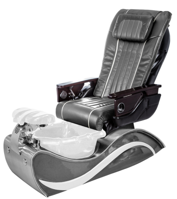 OS-OP-04 with Stainless Steel Base Spa Chair