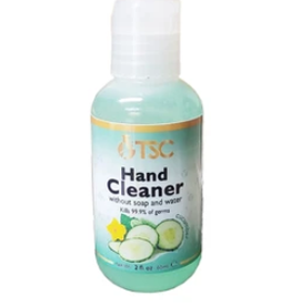 TSC 2oz Hand Cleaner (Kills 99.9% Germ)