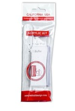 RED Disposable Acrylic Kit (200pcs/cs Lightpup)