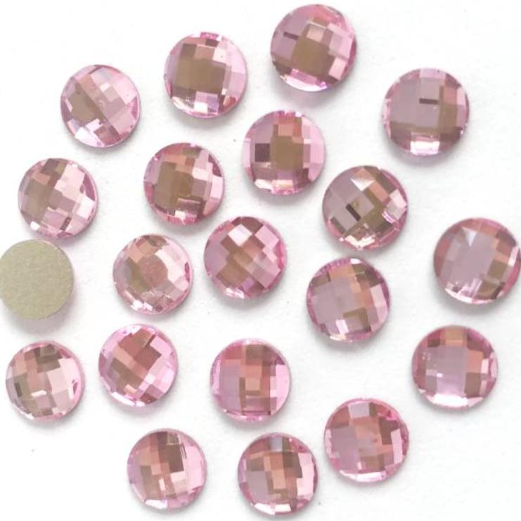 Bk Pink Round