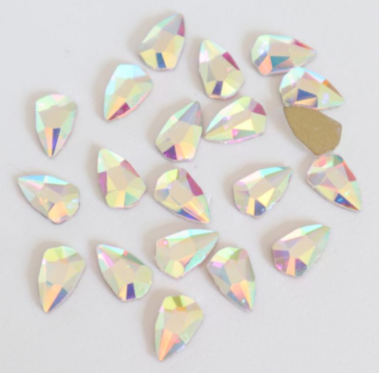 BK Crystal AB Shield (5*8) 449
