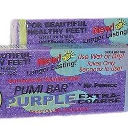 Mr Pumice Purple Large Bar Single