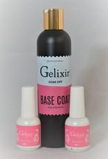 Gelixir Base Coat 8oz Refill