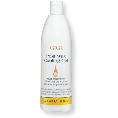 GiGi Post Wax Cooling Gel 16oz
