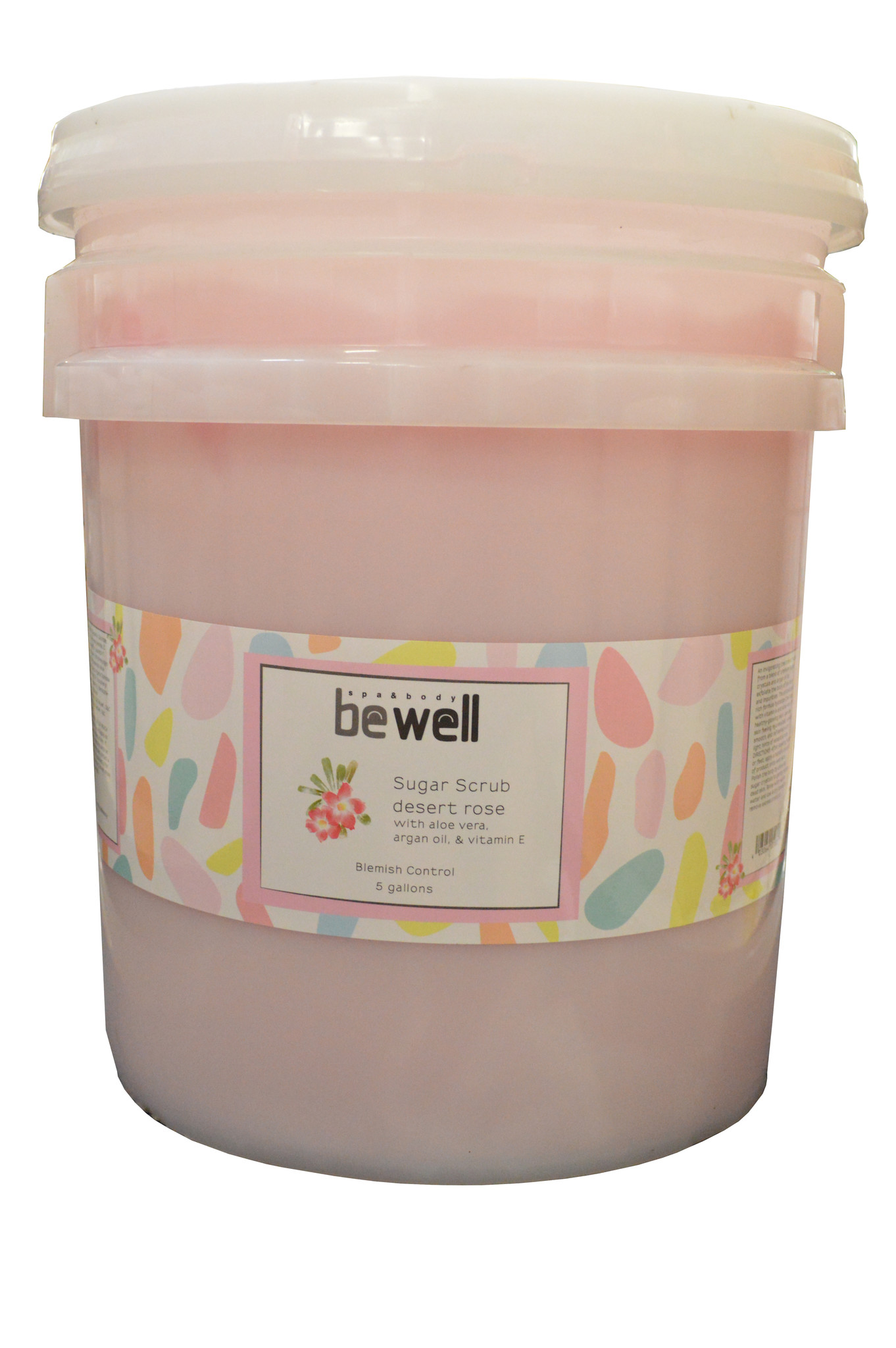 BeBeauty Honey-Scrub 5 Gallon
