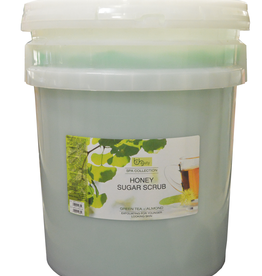 BeBeauty Honey-Scrub 5 Gallon