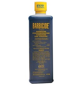 King Research Barbicide  Plus