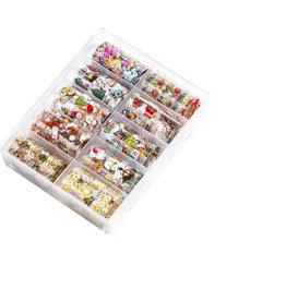 Foil Stamp Box Big (10pcs)