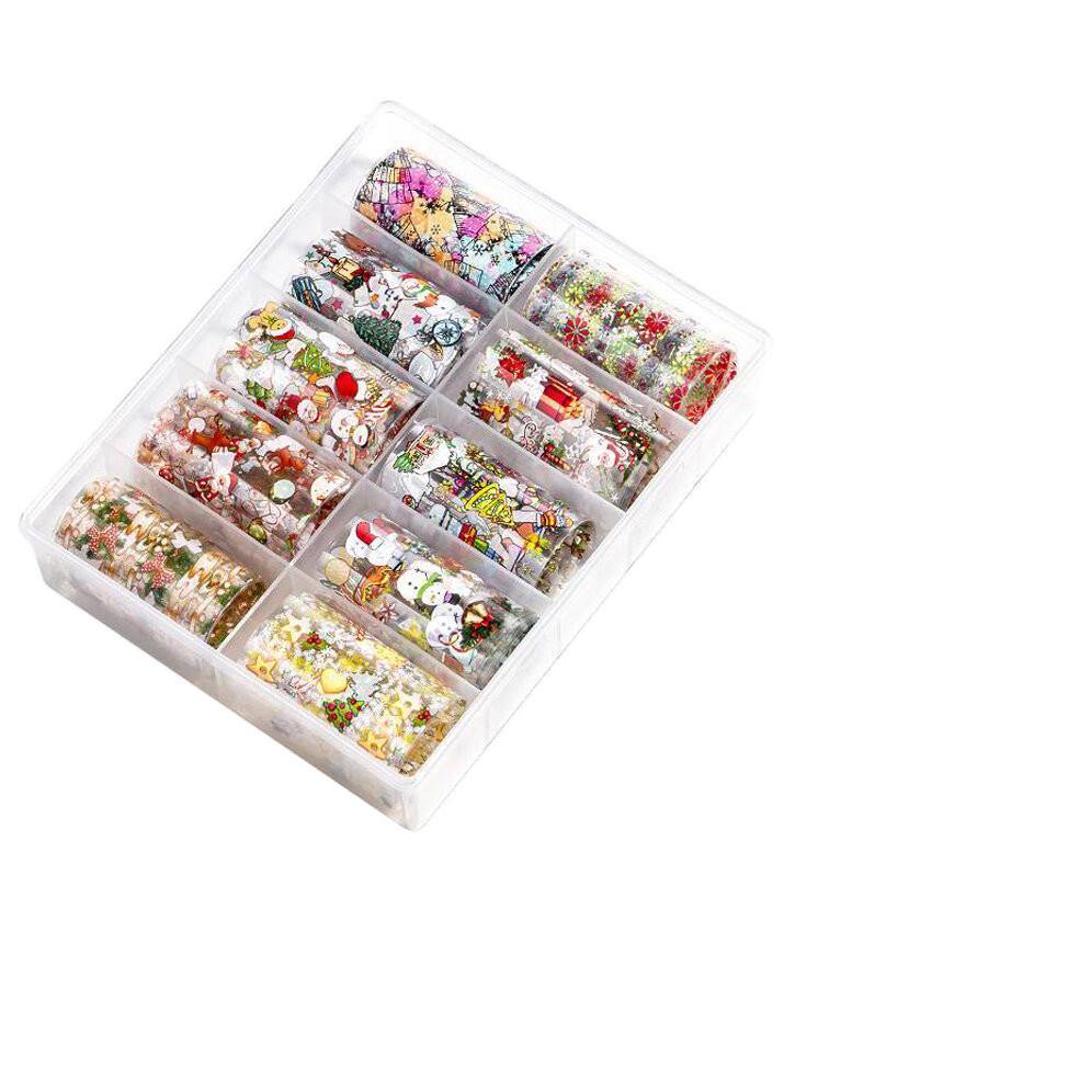 Gelixir Foil Stamp Box Big (10pcs)