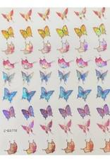 Decoration Feast/Butterfly Sticker
