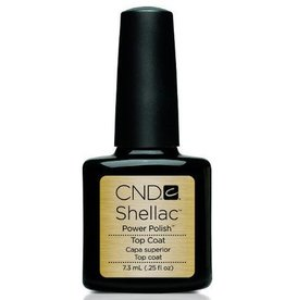 CND Shellac Top Coat .25oz