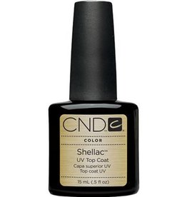 CND CND Shellac Top Coat 0.5oz