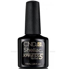 CND CND Shellac Xpress Top Coat .25