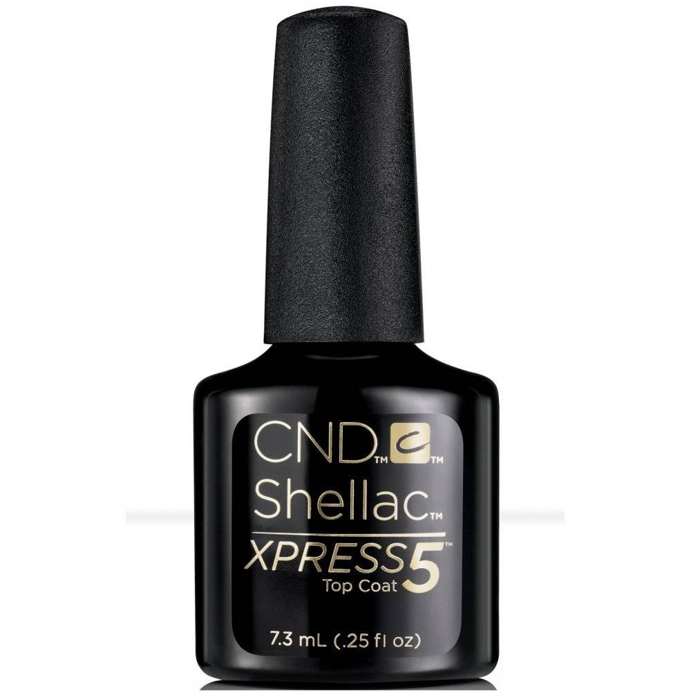 CND Shellac Xpress Top Coat .25