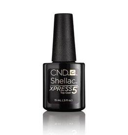 CND CND Shellac Xpress Top Coat 0.5oz