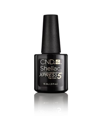 CND Shellac Xpress Top Coat 0.5oz
