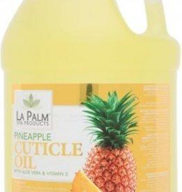 La Palm Cuticle Oil Yellow Pineapple Case