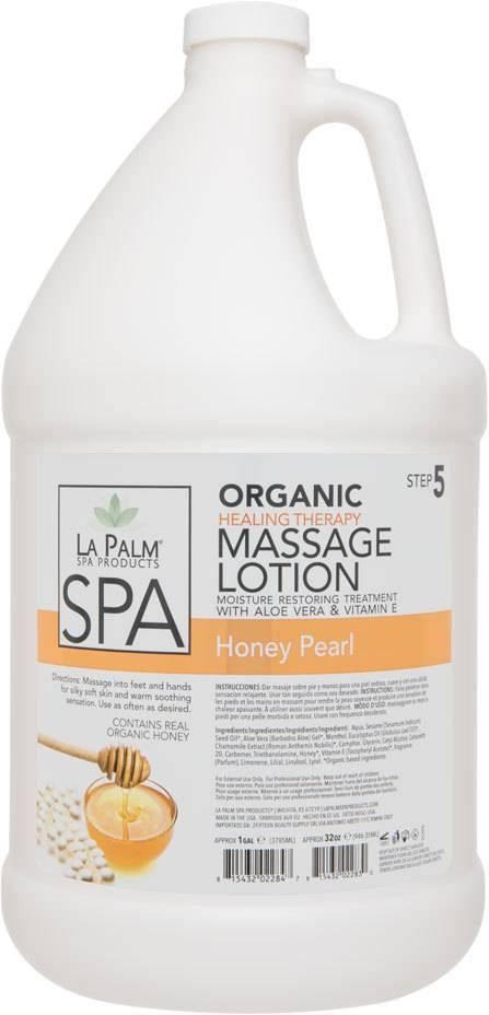 La Palm Organic Lotion (4gl/Case)